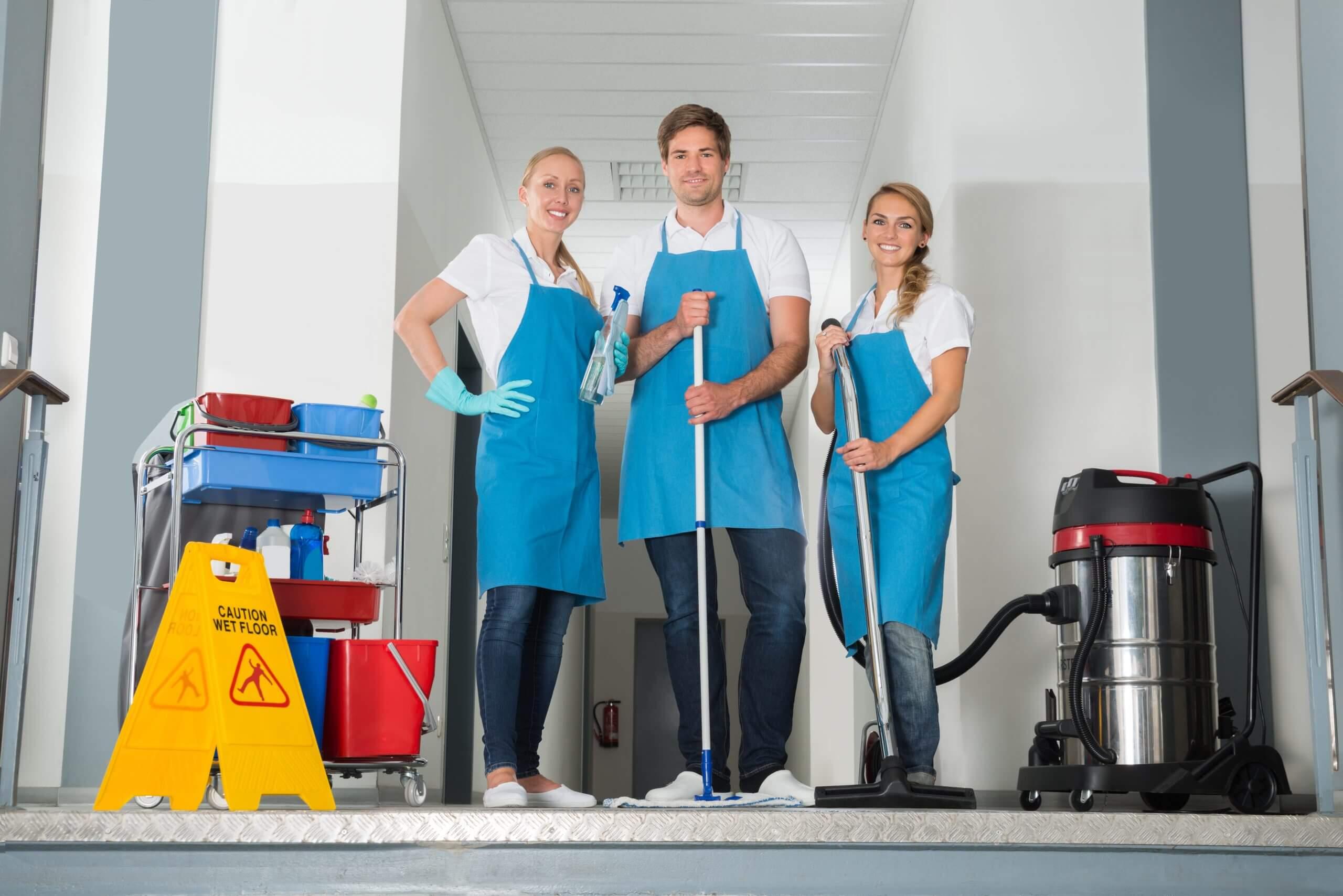 Reinigungsunternehmen-Zürich